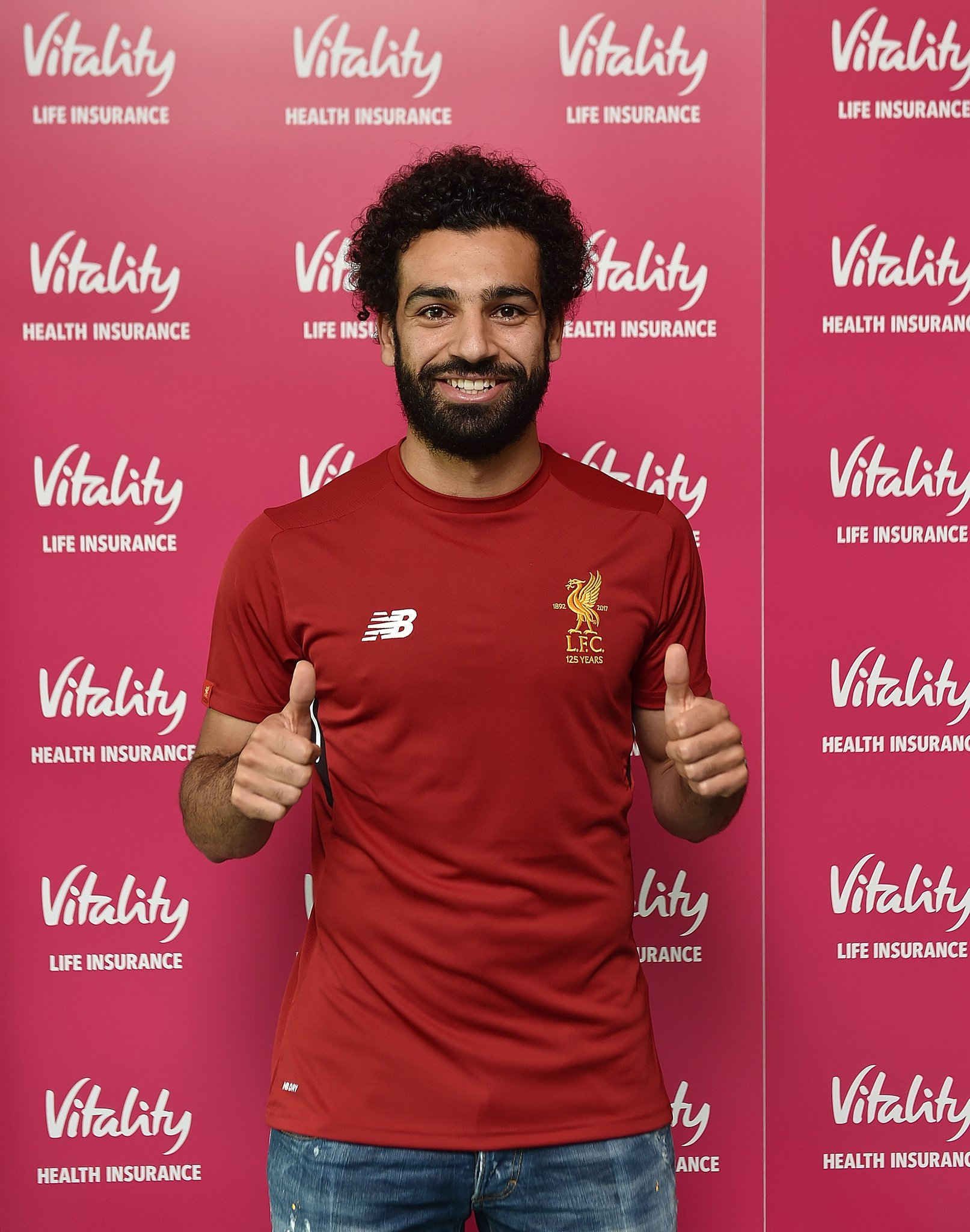 New Liverpool Signing, Salah: I'm Back In The EPL As Better Player