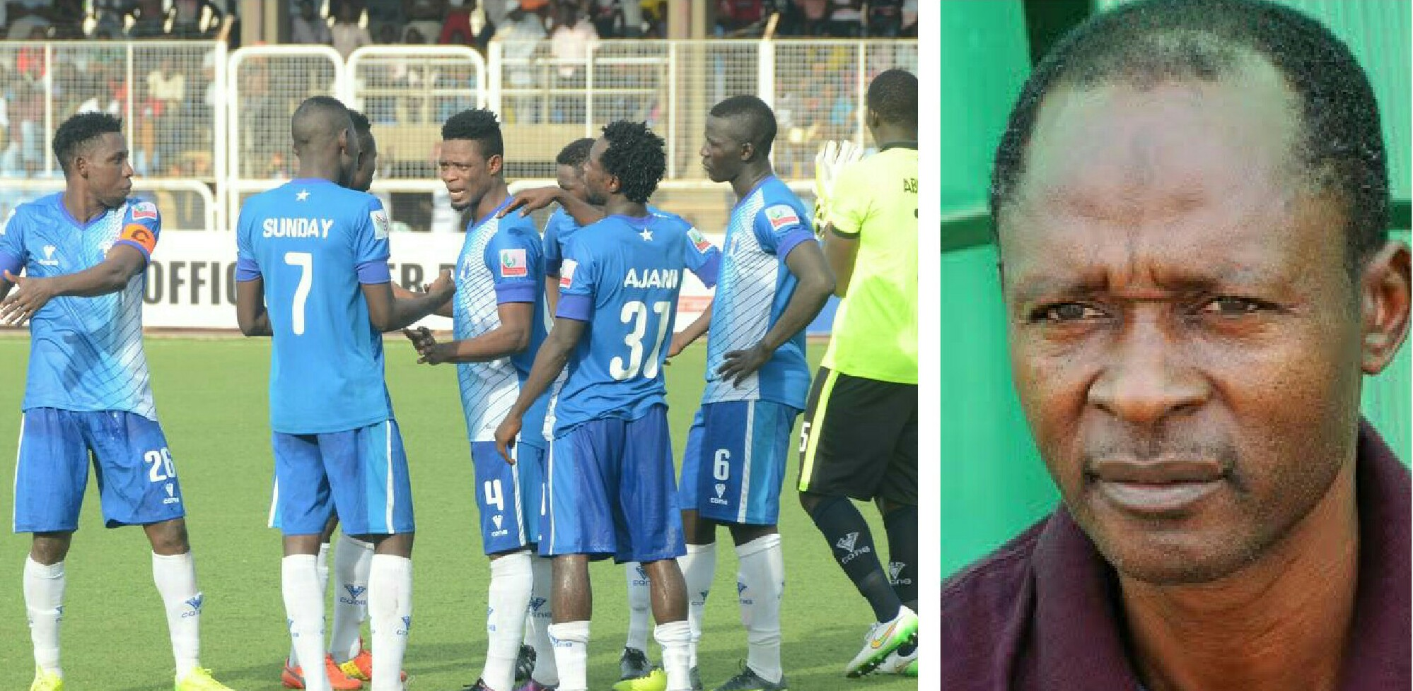 Amoo: 3SC Not Under Pressure Ahead Rivers United Clash