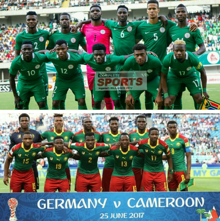 5 Takeaways For Super Eagles: Indomitable Lions Strong Points And Weaknesses At 2017 Confed Cup
