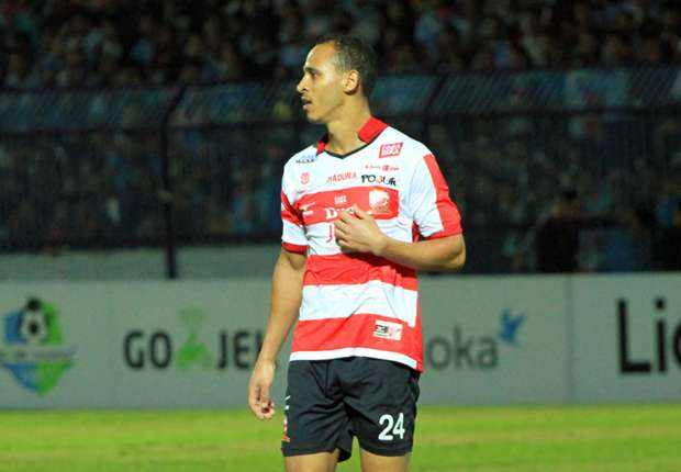 Odemwingie Scores Goal No.6 As Madura Win, Nwokolo On Target