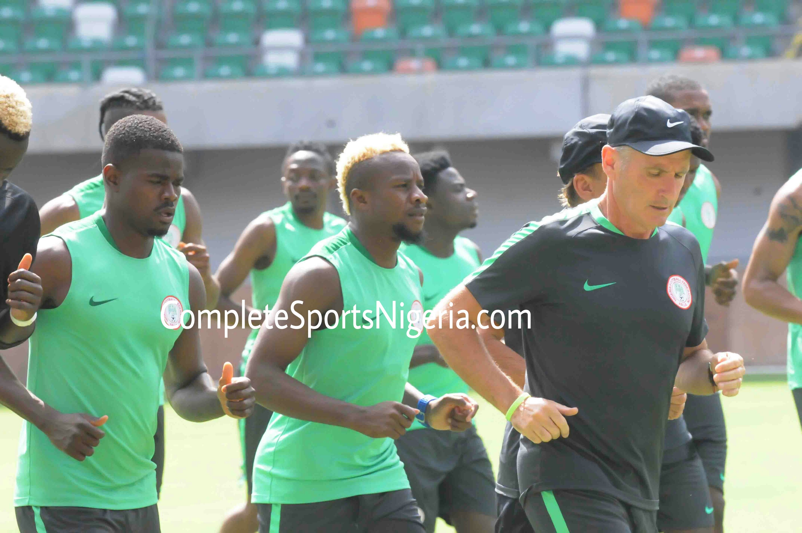 Ex-Super Eagles Defender Abbey: Nigeria Must Beat South Africa Today!