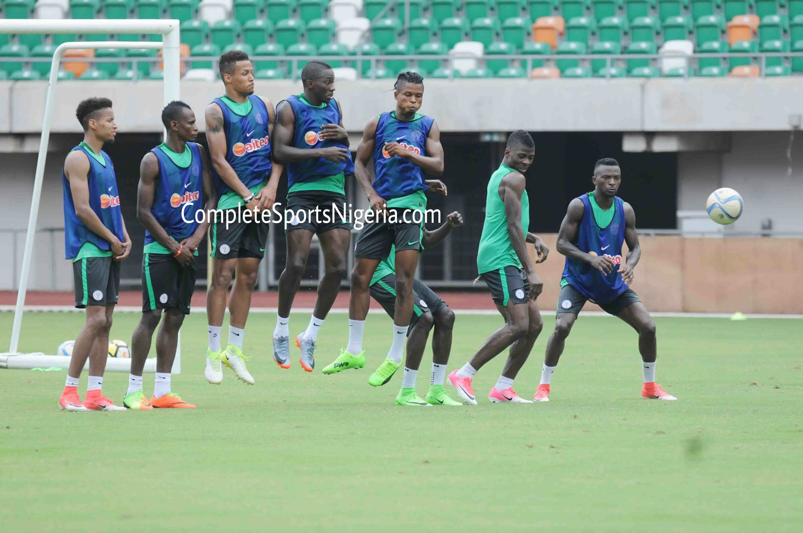 It's Time For Super Eagles To Beat Bafana Bafana Again