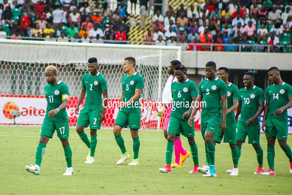 Pinnick: Super Eagles Will Qualify For 2019 AFCON And 2018 W/Cup