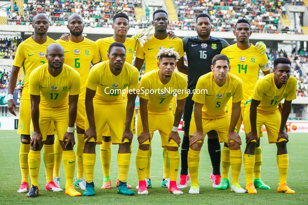 Super Eagles Conquerors Bafana Fall At Home To Zambia