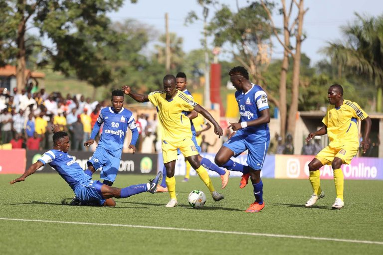 CAFCC: Rivers United Edge KCCA In Port Harcourt, Hopeful Of Quarter-finals Place