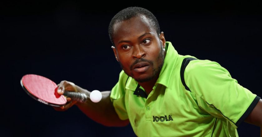 ITTF World Championships: Quadri Advances; Oshonaike,Toriola Crash Out