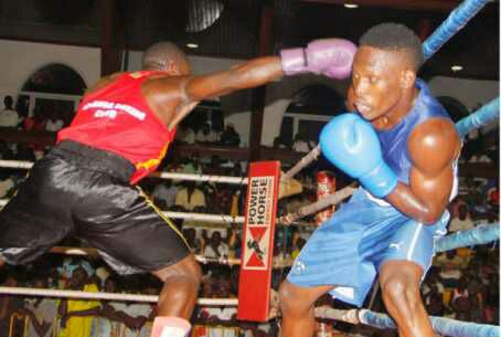 ‎ Lawal Crashes Out Of  World Boxing Championship Qualifiers