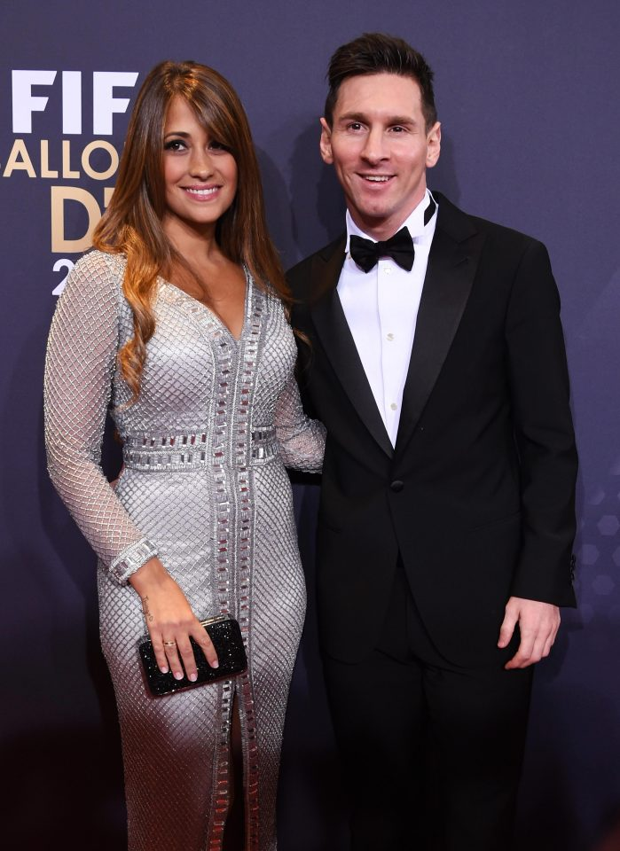 Messi Weds Mother Of His Two Kids, Antonella June 30