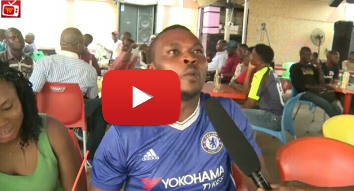 VIDEO: Wow!  Watch Diehard Naija Fans Celebrate Arsenal's FA Cup Win, Debate #WengerIn/#WengerOut