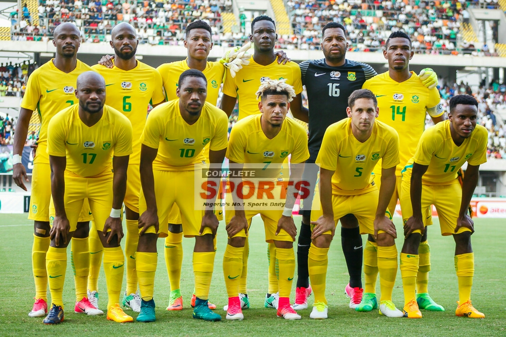 South Africa Edge Burkina Faso, Get World Cup Campaign Back On Track