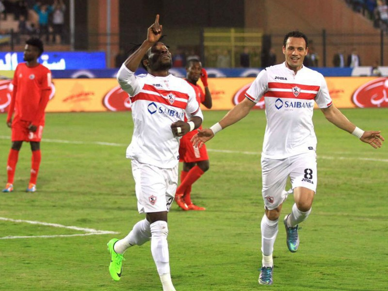 Yusuf, Ohwuachi In Zamalek  Squad For CAFCL Clash