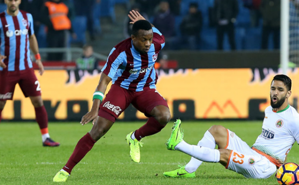 Trabzonspor Ready To Sell Onazi To Fiorentina For €5m