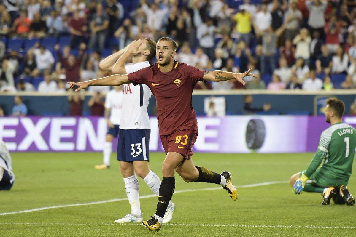ICC: Sadiq Benched In AS Roma's Win Over Tottenham
