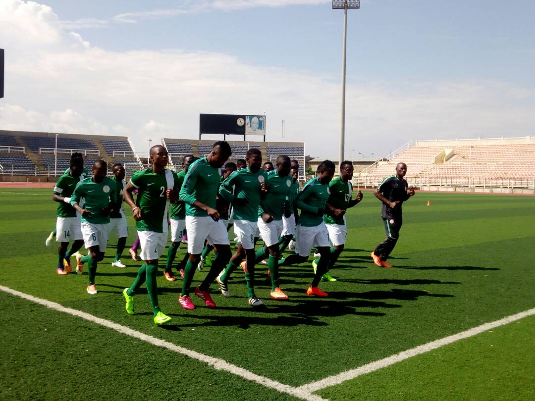 Eagles To Play Kano Friendlies Ahead Of CHAN Qualifier Vs Benin