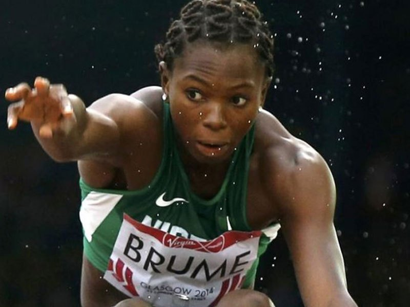 IAAF Diamond League: Brume, Amusan's Debut Delayed