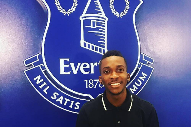Gunners Legend Wright Sad Onyekuru Picked Everton Over Arsenal
