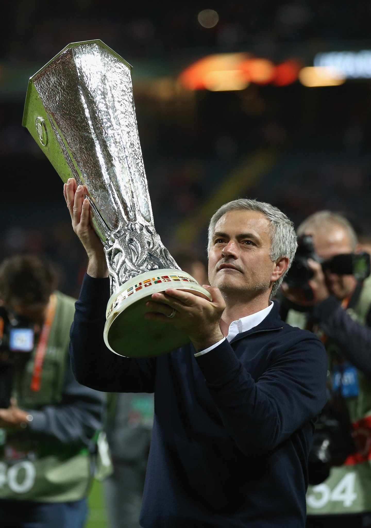 Mourinho Ready To Spend 15 Years At Man United