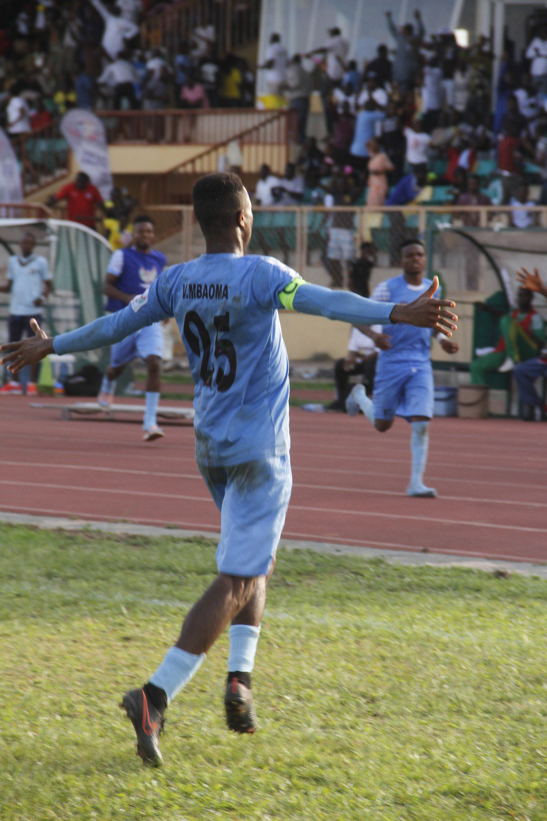 NPFL: Remo Stars Rescue Late Point At Home Vs IfeanyiUbah