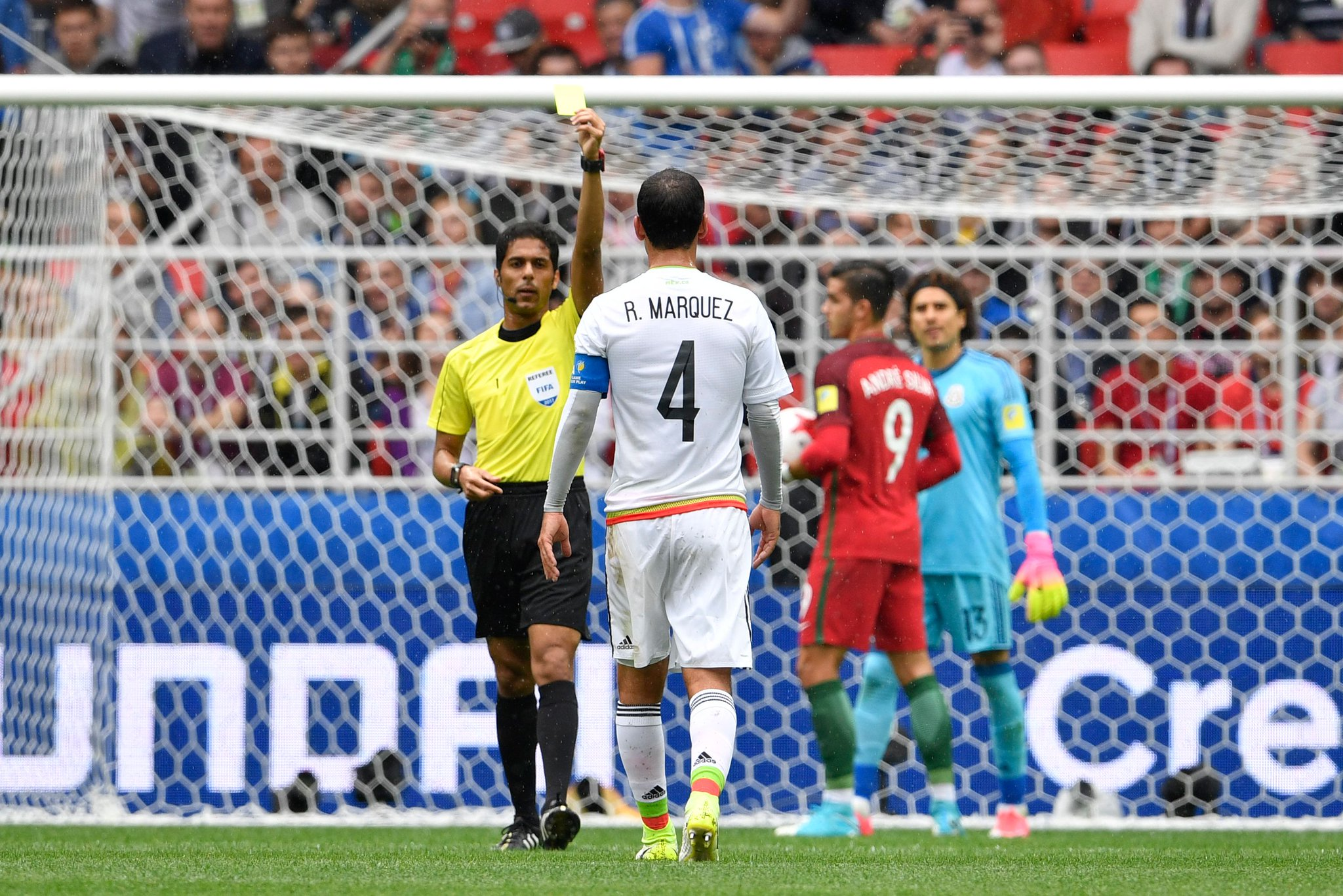 Confed Cup: Ronaldo-less Portugal Edge Mexico To Claim 3rd Place