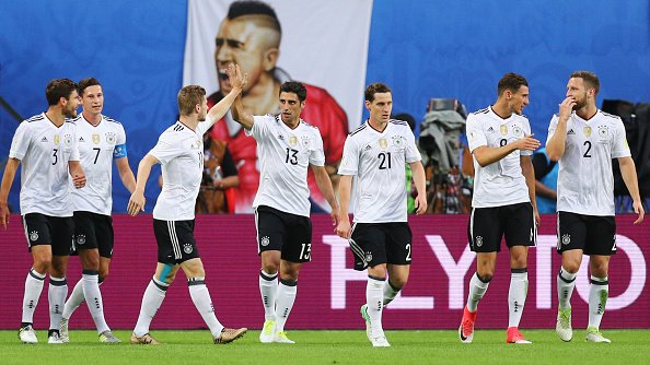 CHAMPIONS: Germany Outfox Chile, Win First Confed Cup Title