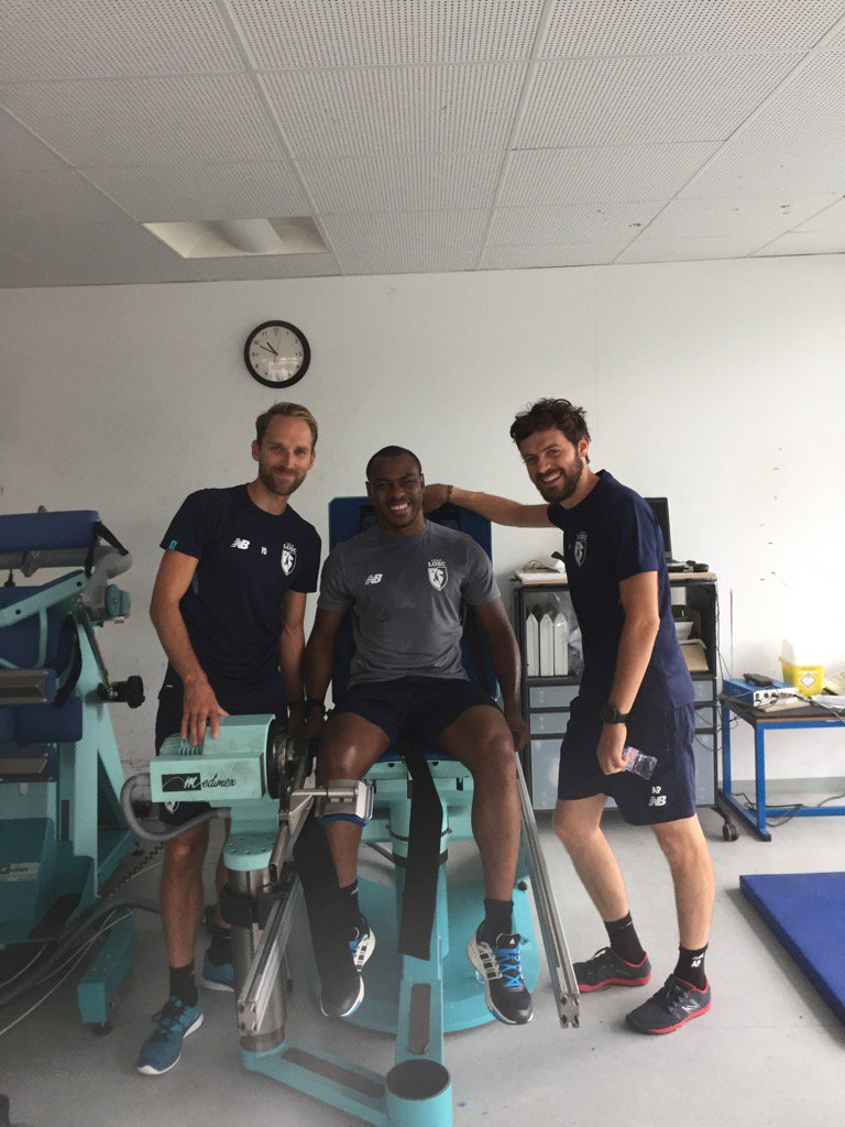 Enyeama Undergoes Fitness Tests At Lille