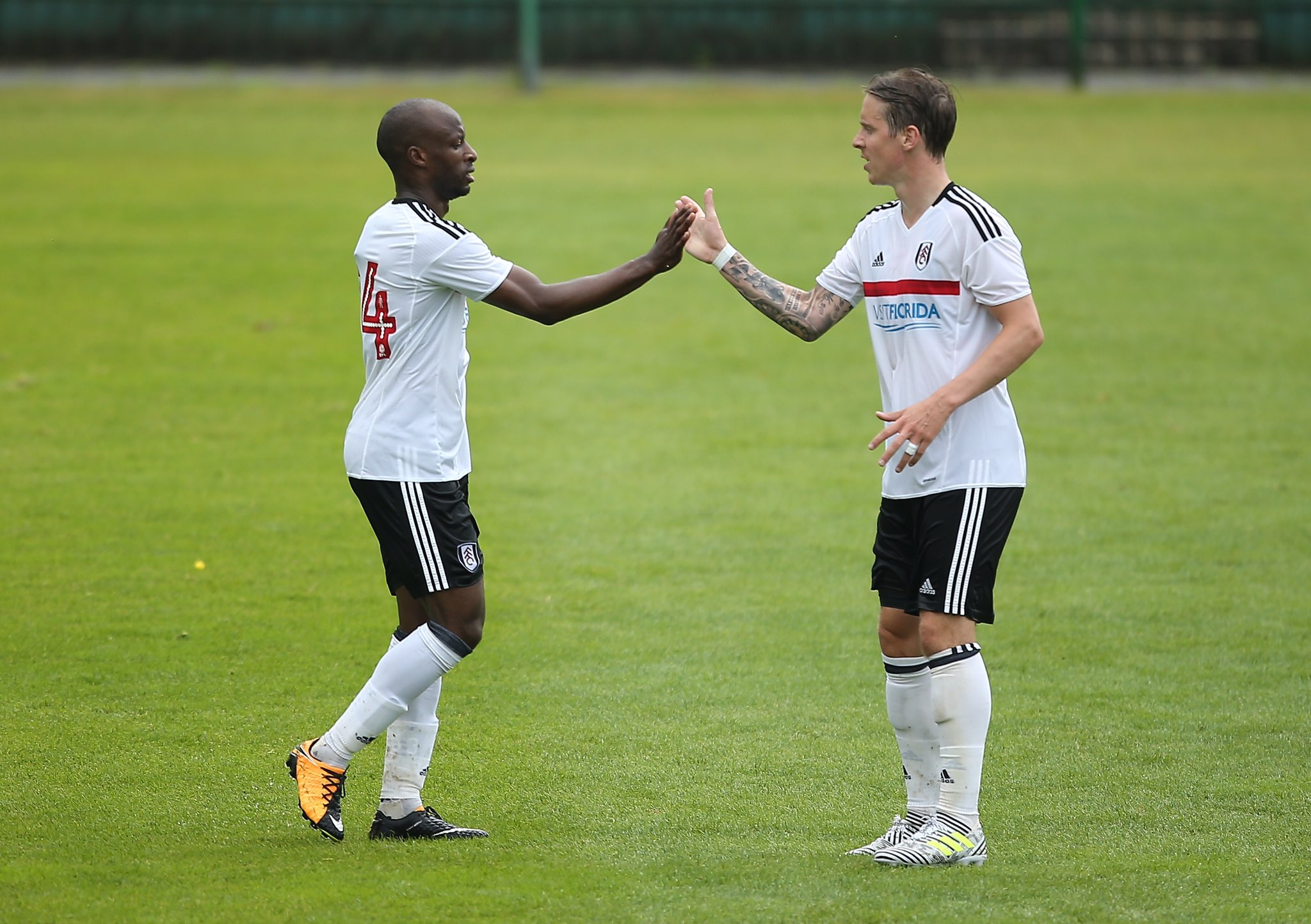 Pre-Season: Aluko Scores Again As Fulham Beat QPR U-23s