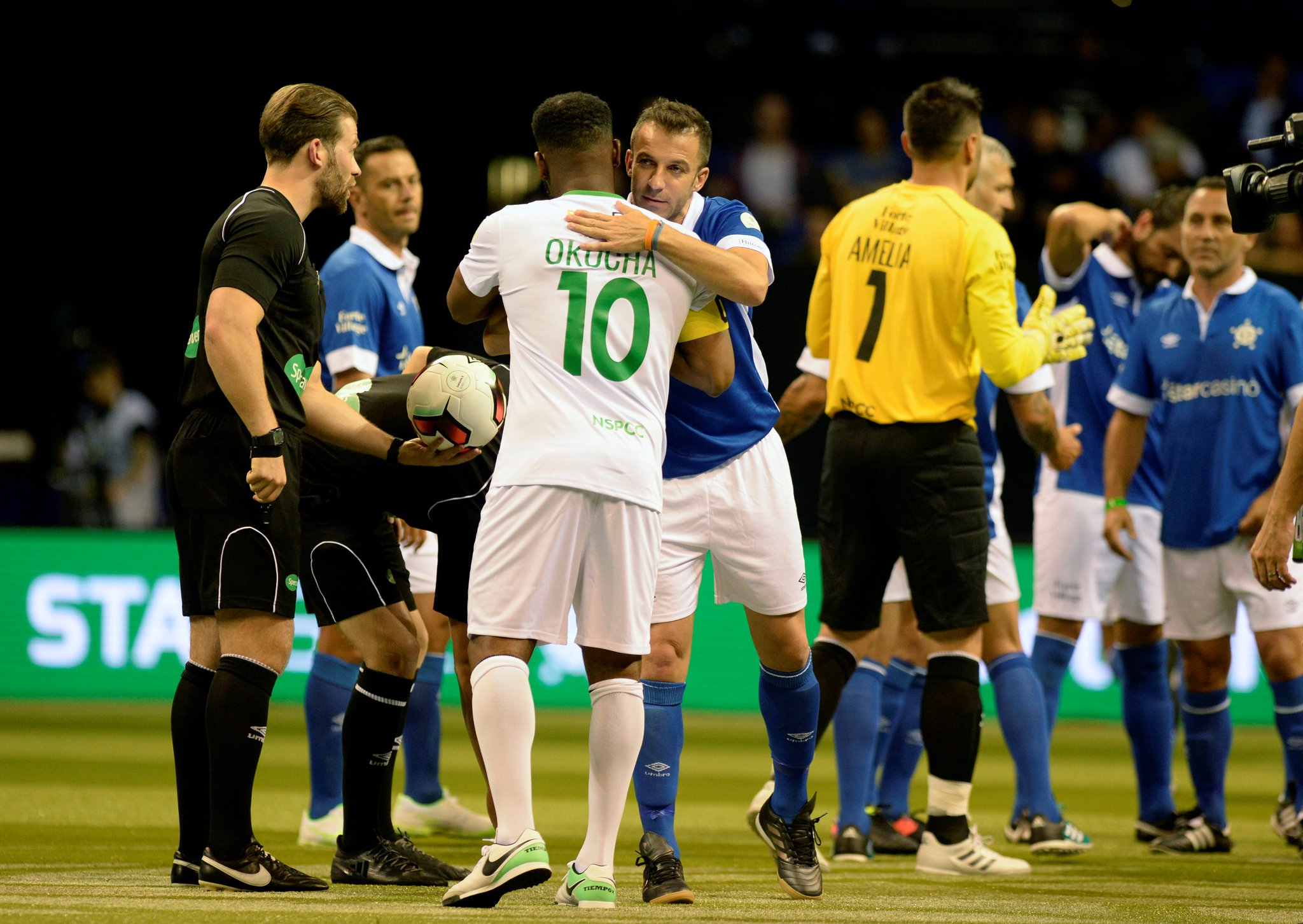 Star Sixes: Yakubu Scores Again As Nigeria Lose To Italy