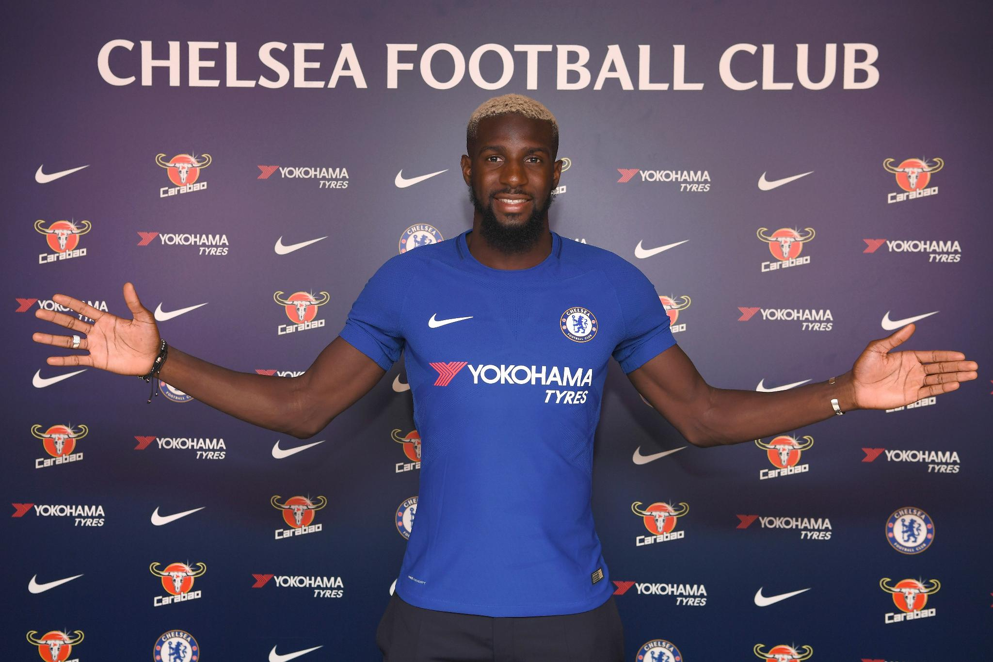 Bakayoko: I'll Form Beautiful Partnership With Kante At Chelsea
