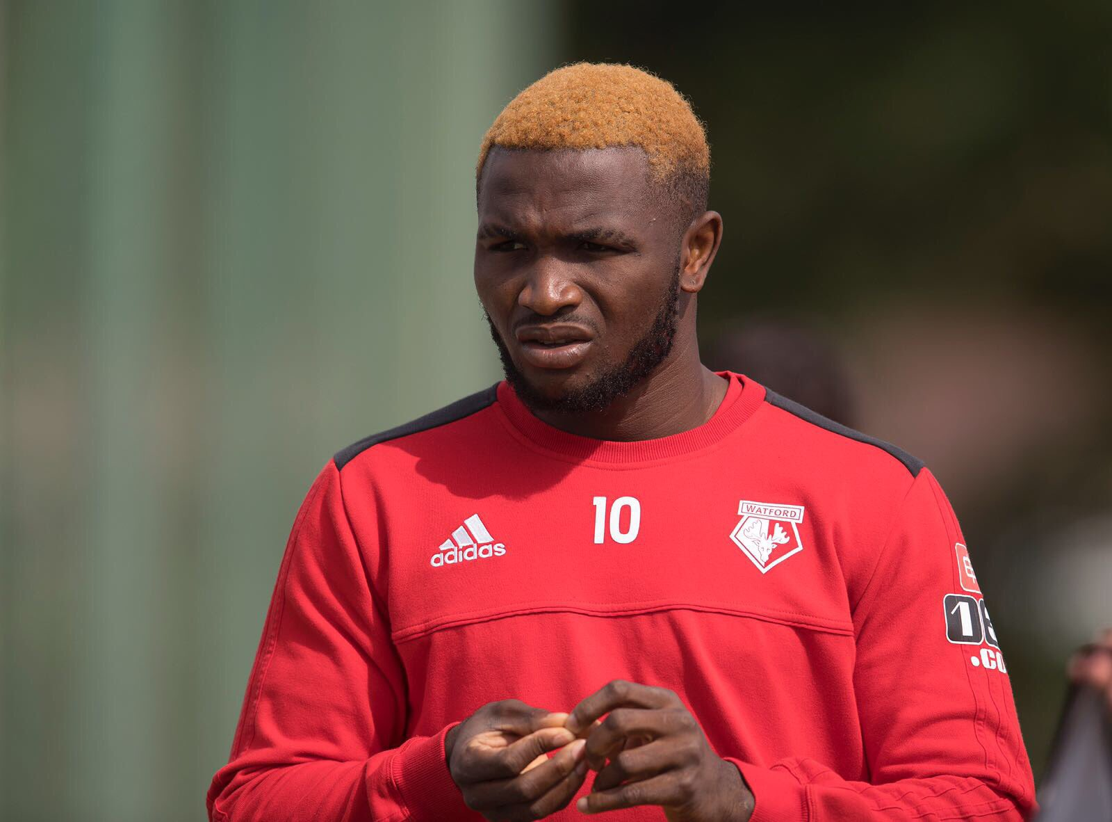 Isaac Success Rated Highly In Watford Pre-Season Win