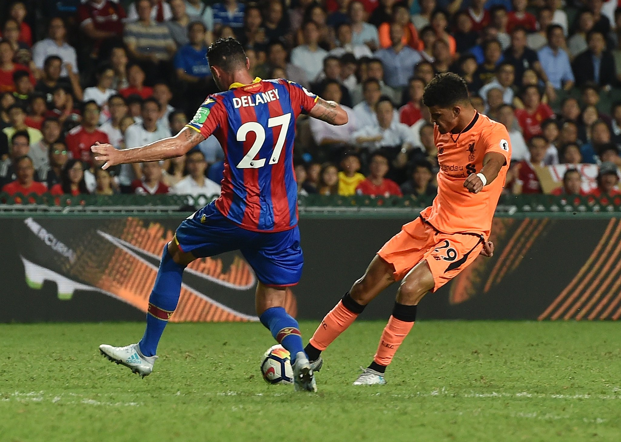 SolankeHopes To Make Liverpool History After Debut Goal