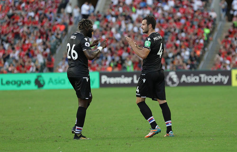 PL Asia Trophy: Crystal Palace Outclass West Brom, Finish Third