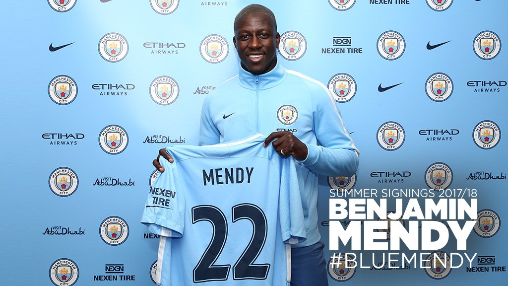 Mendy: Why I Joined Man City From Monaco