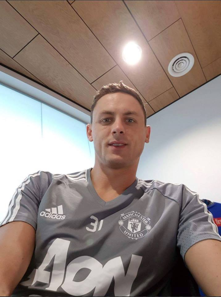 Man United, Chelsea Agree £45m Matic Fee As Picture Emerges