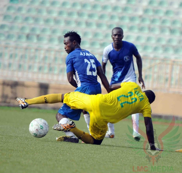 3SC Striker, Ajani: We Must Get Better Away Results To Escape Relegation