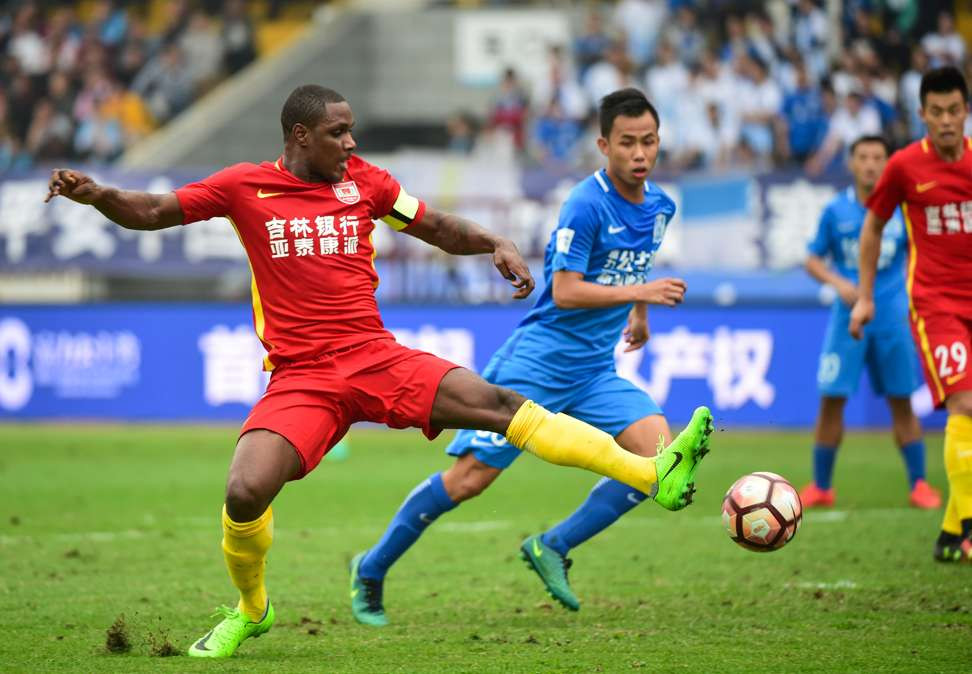 China: Super Eagles Hero Ighalo Can't Save Changchun From Defeat