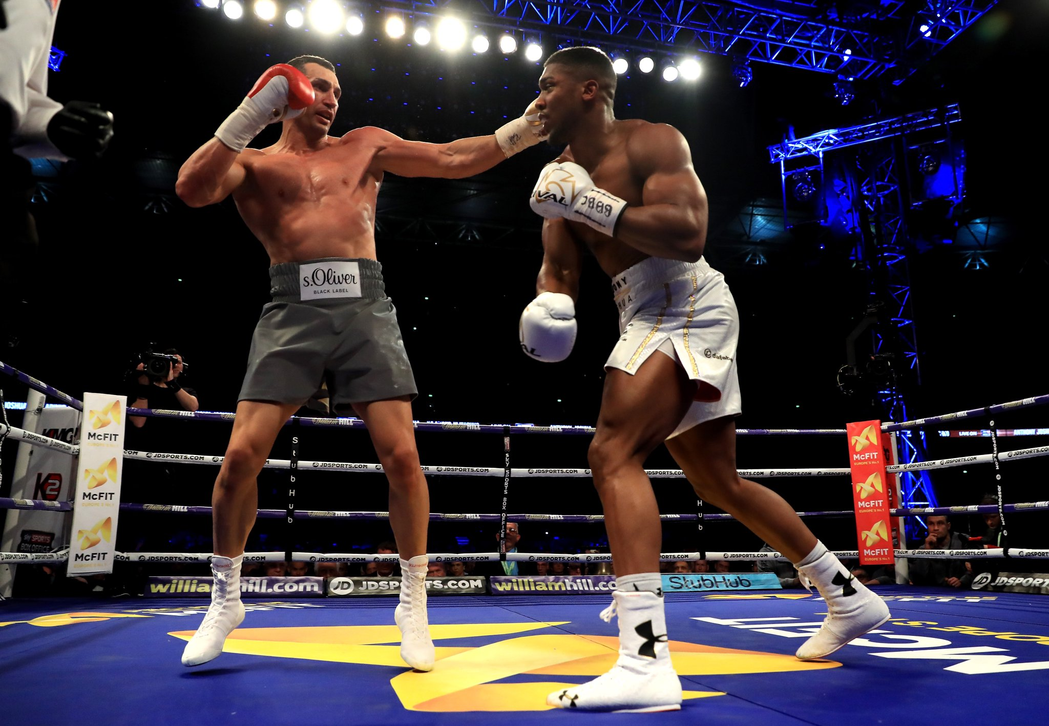 Obisia: Klitschko Will Beat 'Lucky' Joshua In World Title Rematch