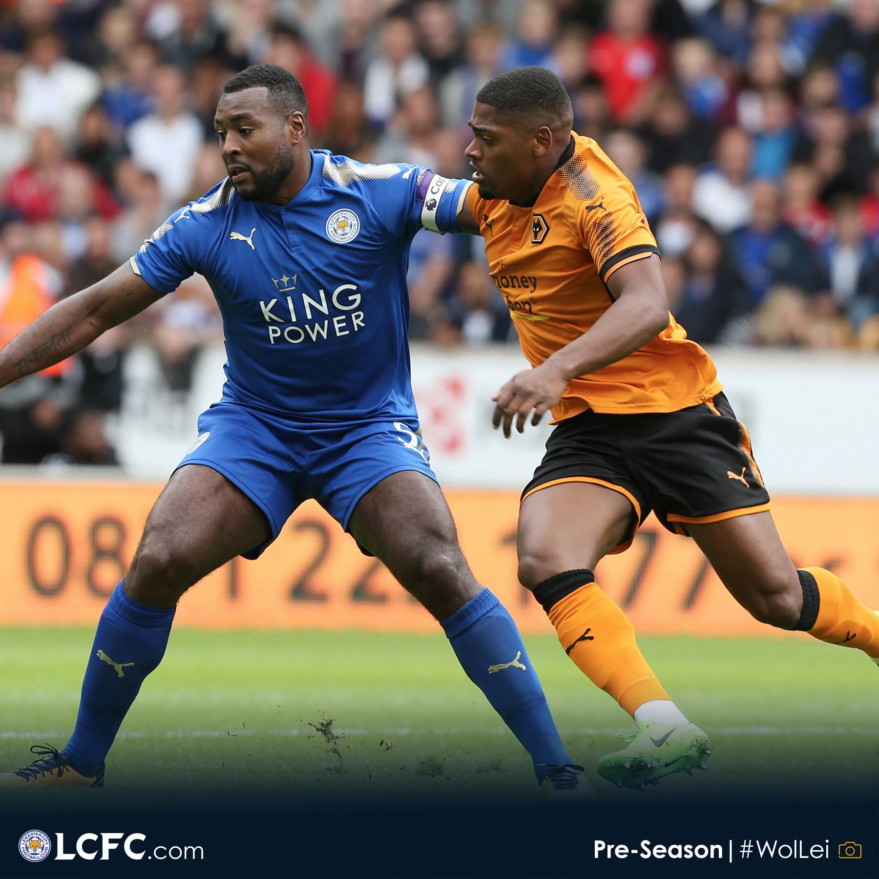 Ndidi, Mahrez Return, Musa Out As Leicester Fall To Wolves