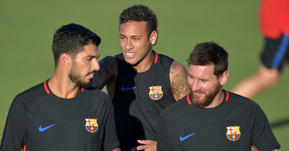 Barca President: Neymar Can Go For €220m, Coutinho A Great Player
