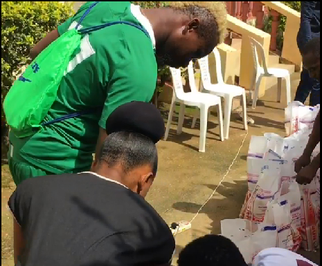 Onazi Preaches Generosity After Giving Out N2m Gifts To Charity