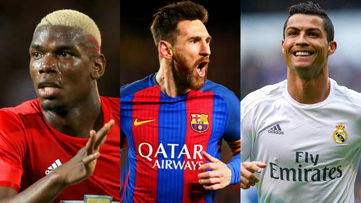 Mourinho: Pogba Is To Man United What Messi Is To Barca, Ronaldo To Madrid