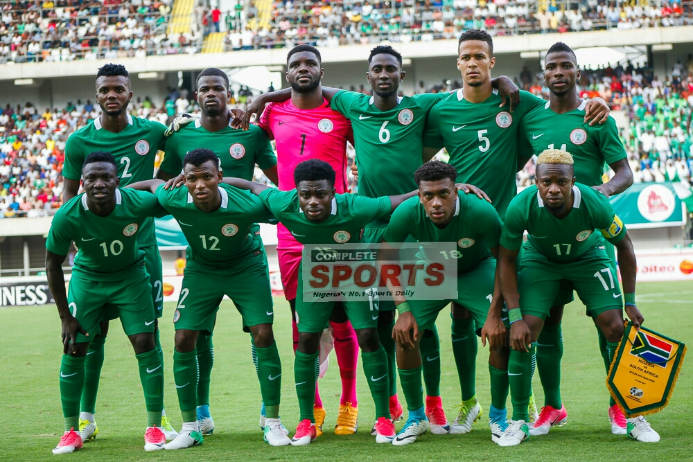 Sam Sodje: Super Eagles' Future Bright, More Nigerian Players Will Join Big Clubs