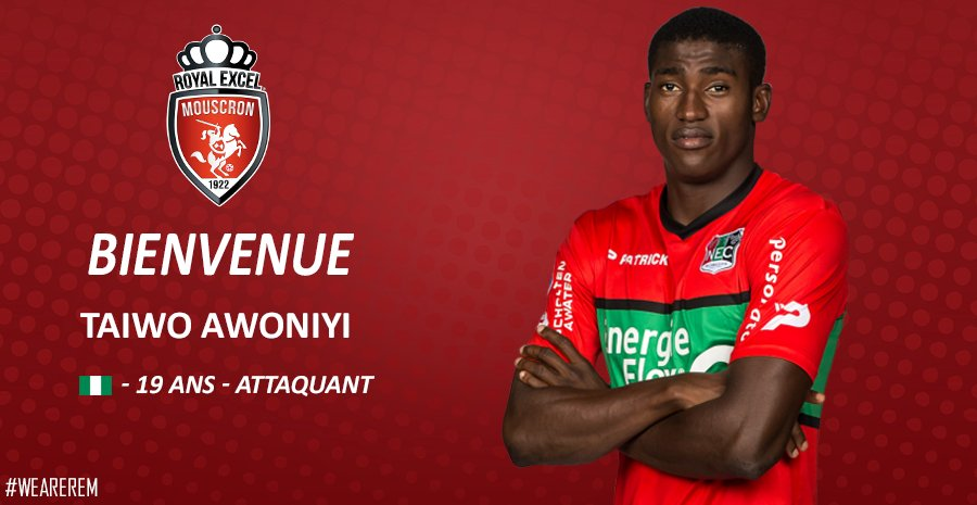 Awoniyi Joins Belgian Club Mouscron From Liverpool