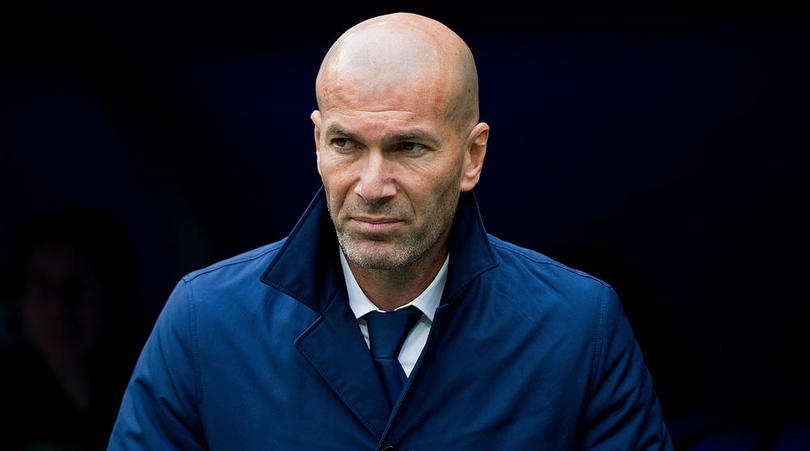 Zidane: LaLiga Triumph Excites Me More Than UCL Glory