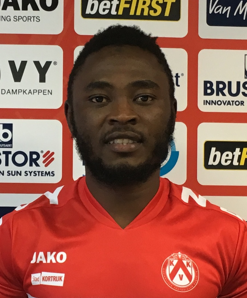 Ajagun Can't Save Kortrijk From Defeat To Former Club Panathinaikos