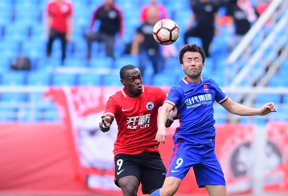 Ujah Agrees Hannover Switch, Awaits Liaoning's Approval