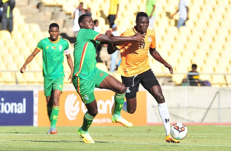 Nigeria's  2018 World Cup Race Foes Zambia Lose COSAFA Cup Final To Zimbabwe