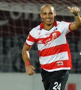 Odemwingie Scores Goal No.15, Bags Assists In Madura United Win
