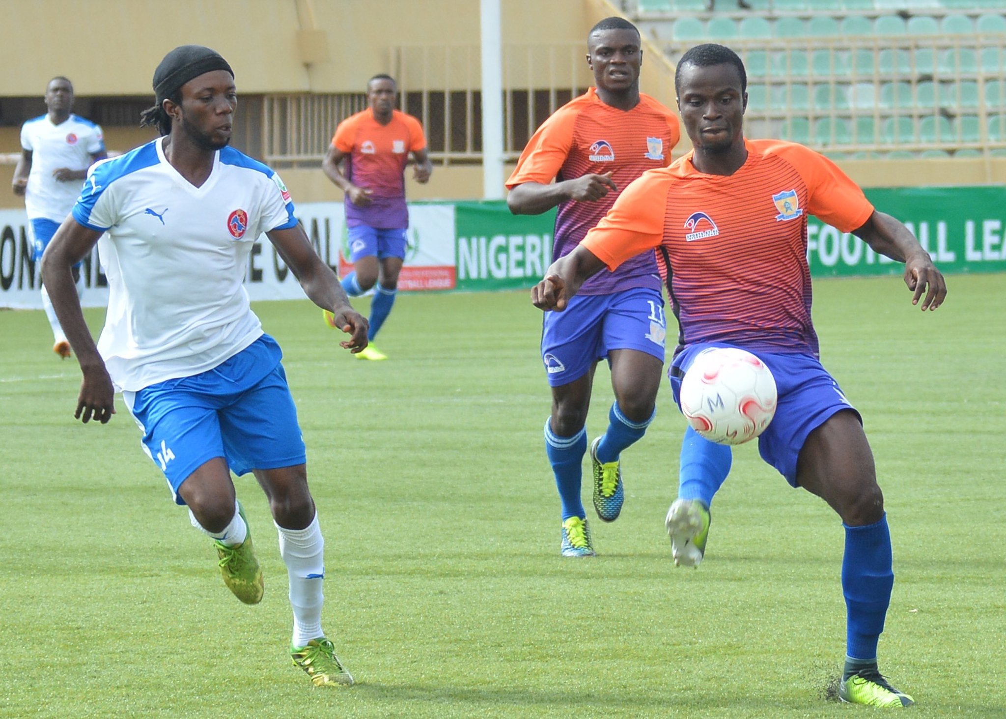 NPFL: Sunshine Stun ABS In Ilorin Six-Goal Thriller;  Plateau Win, Still On Top