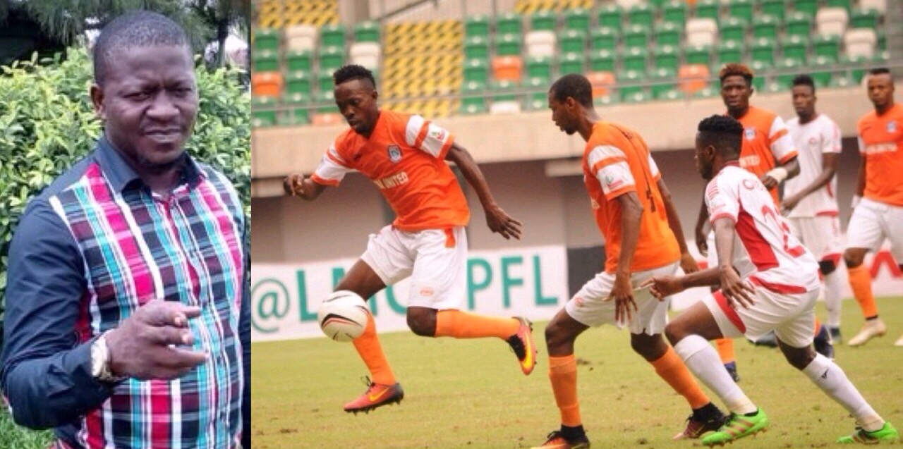 Ezeji: New CHAN Eagles Best Of The NPFL