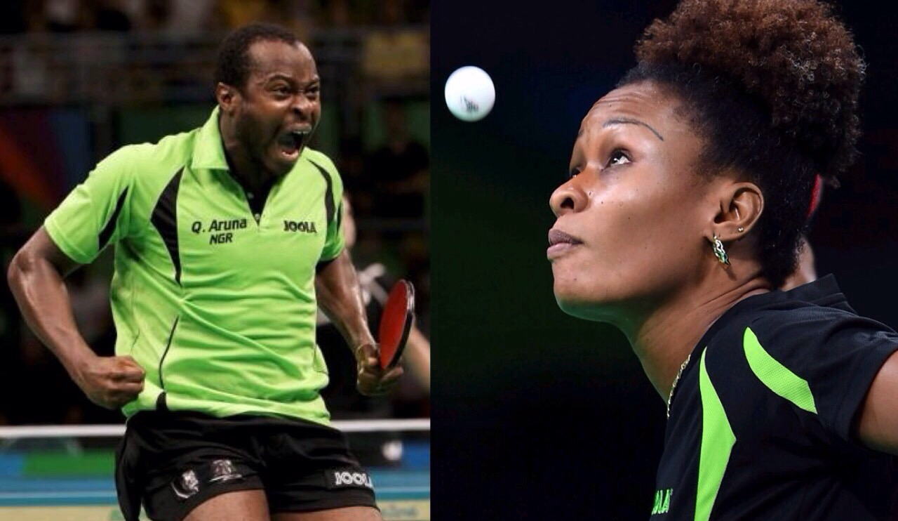 ITTF Nigeria Open: Nigeria's Quadri, Oshonaike Join World Stars As Top Seeds